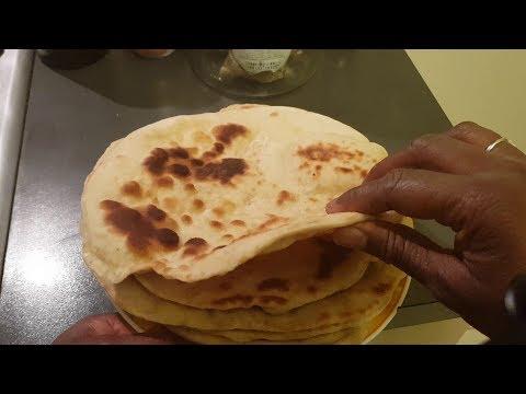 recette-de-cuisine-/-pain-pita-/-pita-bread