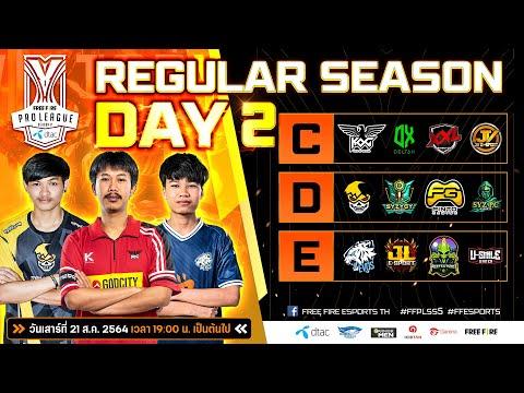 Free Fire Pro League Season 5: Regular Season Day 2