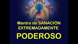 MANTRA SANADOR EXTREMADAMENTE PODEROSO