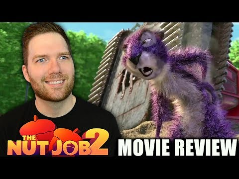 The Nut Job 2: Nutty by Nature - Movie Review