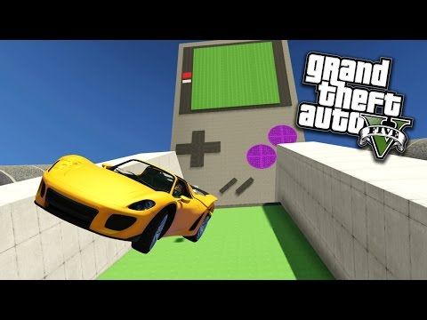GAMEBOY CARS VS RPG! - GTA 5 ONLINE