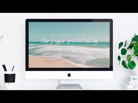 BASIC Photoshop CC 2019 Tutorial - Desktop Wallpaper thumbnail