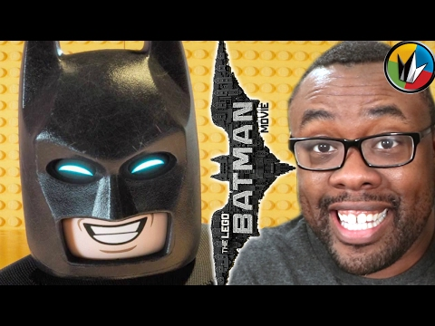 THE LEGO BATMAN MOVIE - Catching Up with Andre