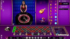 Extreme Live Gaming - Sizzling Hot Roulette - GamePlay Video