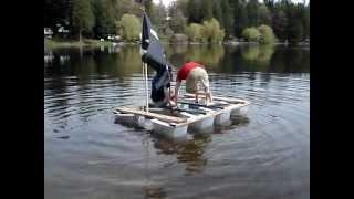 Diy Plastic Tub Boat
