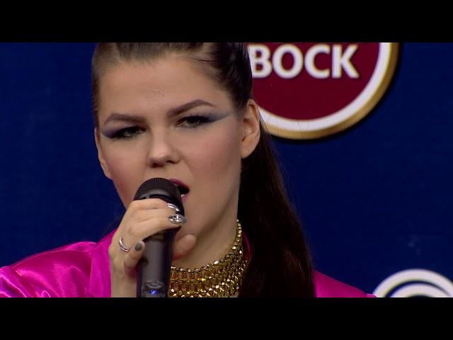 Saara Aalto | Finlândia | Press Conference | Eurovisão 2018