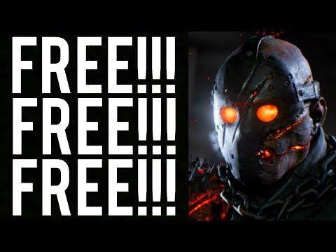 Free Tom Savini Jason's for everyone...because why not?
