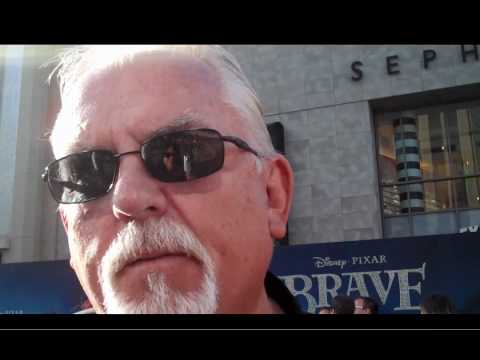 Brave - Red Carpet Premiere - John Ratzenberger (Voice of Gordon)