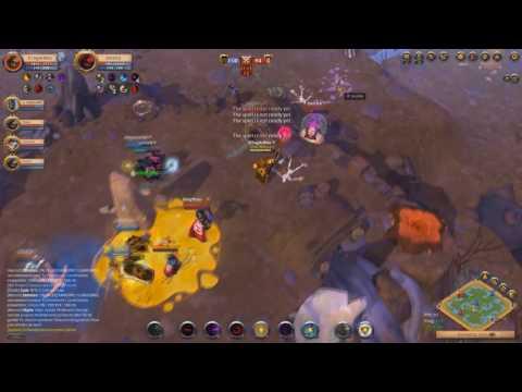 Ninja vs Derrick. Nilfgaard vs Money Guild, AntiHype, forest gvg. 07.08.17