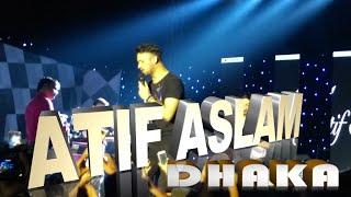 ATIF Aslam || piya o re piya || Dhaka, Bangladesh || Live Concert