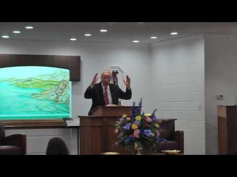 Pastor Jones 1 15 17 PM Service at Community Baptist Church, Ayden, NC