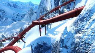 EA SPORTS SSX_ Massive World Producer Video - Part #1