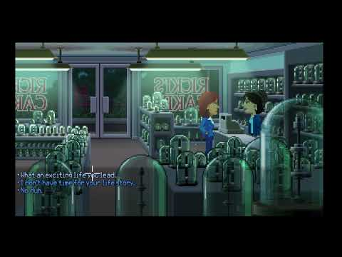 Thimbleweed Park How to tell a good organization from a bad one.