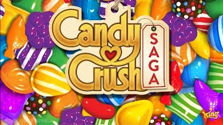 How To Play Super Hard Level Candy Crush Saga|Level 2032-2033| Episode Race Rank Number 1|Robelyn G screenshot 2