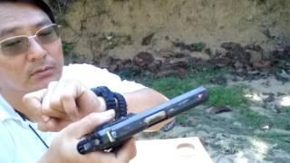 Arma Taurus ou imbel???  Munição na câmara ou não??