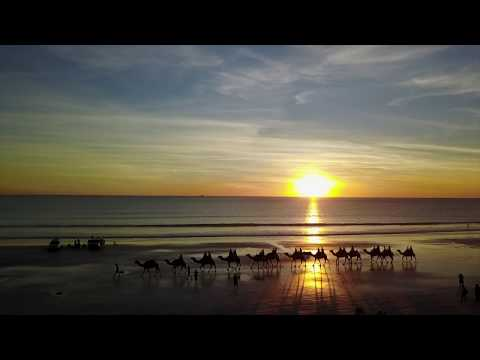 Cable Beach in  Broome West Australia - TravelX3