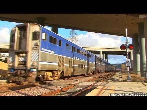 Sorrento Valley Train Station (March 8th, 2013)