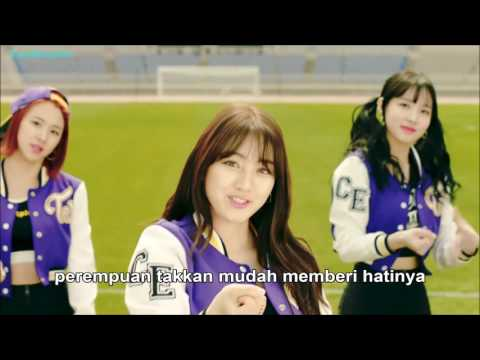 Twice - Cheer Up [ Malay Sub ]