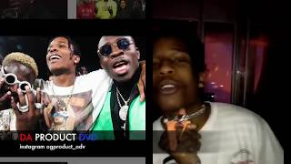 Asap Rocky & G4 Boyz Run Down On Travis Scott Over Kylie Jenner Booty Video..DA PRODUCT DVD