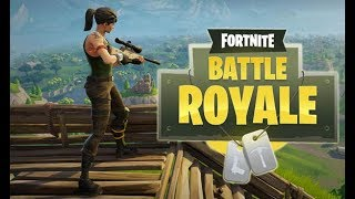 Playing Fortnite ( Uncle Sam 04 )