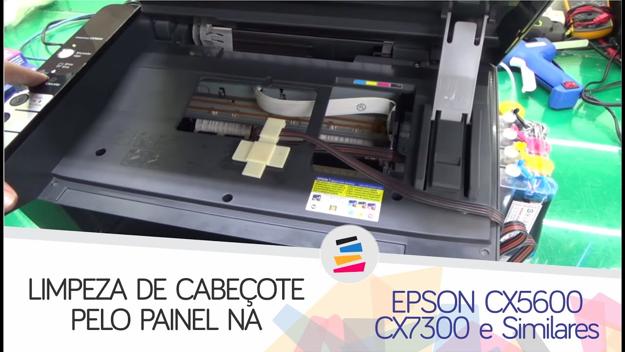 IMPRESSORA EPSON BAIXAR DRIVER CX5600