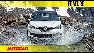 The Unforgiving Road to Sach | Renault Captur | Autocar India | Sponsored Feature