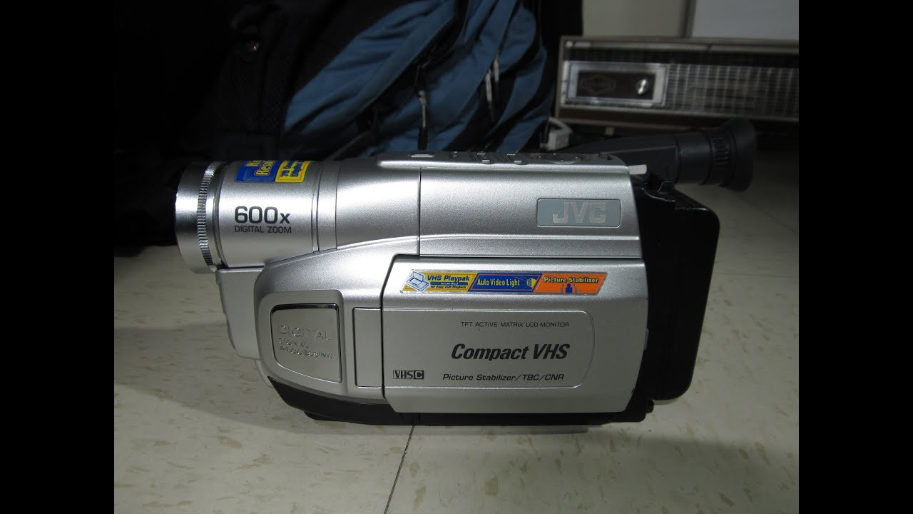 Jvc 600x digital zoom camcorder manual.