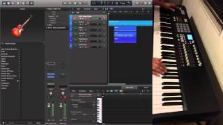 How to Play Nick Jonas Guitar Solo on Keyboard