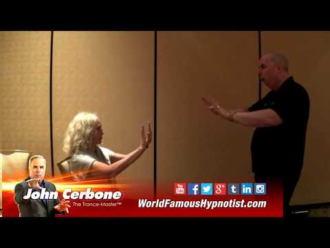 John Cerbone's Amazing Touch-less Speed Induction - Cerbone Touch-less Swipe and Wipe