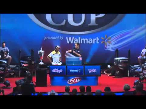 Cup Insider - Day four: Forrest Wood Cup weigh-in