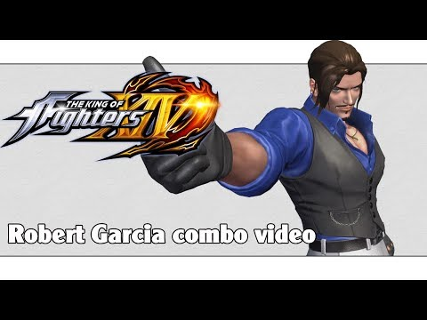 KoF XIV: Robert Garcia combo video (ver. 2.01)