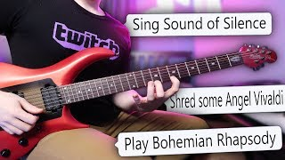 Playing SHRED Song Requests - Reading PSN Messages Ep. 5