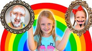Правила поведения и новые весёлые детские истории от Ya-Nastya