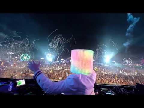 Marshmello live   EDC Las Vegas 2017