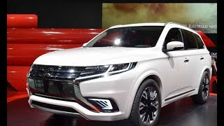 THIS IS NEW 2018 MITSUBISHI OUTLANDER SPEC
