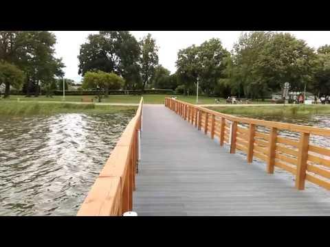 Suwalski Zalew Arkadia Z Nowo-zagospodarowaną Wyspą 01-07-2017