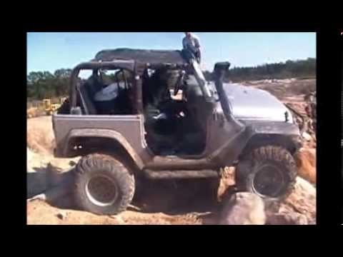 Our Day At Texas Off Road Ranch (MUDDING)
