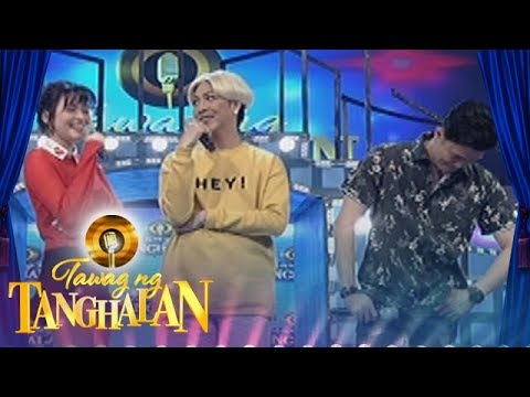 Tawag ng Tanghalan: It's Showtime hosts as class officers