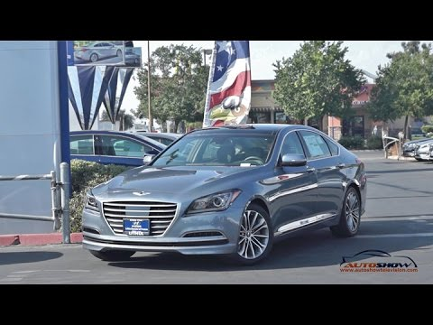 2015 Hyundai Genesis Sedan Watch out BMW, Mercedes Benz and Lexus