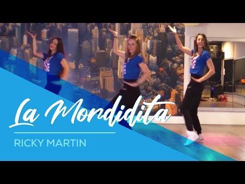 Ricky Martin  La Mordidita  Easy Dance Fitness Choreography