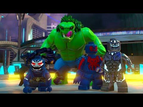 LEGO Marvel Super Heroes 2 - All Marvel 2099 Characters Unlocked