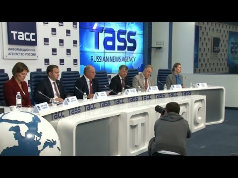 Пресс-конференция Председателя ЦК КПРФ Геннадия Зюганова по итогам выборов 2019 года