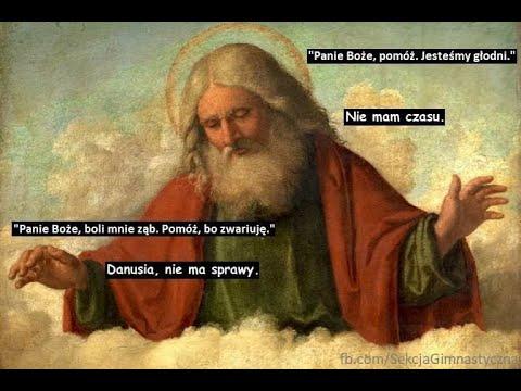 Jak bóg wyleczył zęby Holeckiej