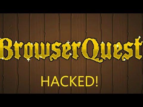 How To Hack BrowserQuest (Final Boss Morph, Final Boss Helmet And Sword!)