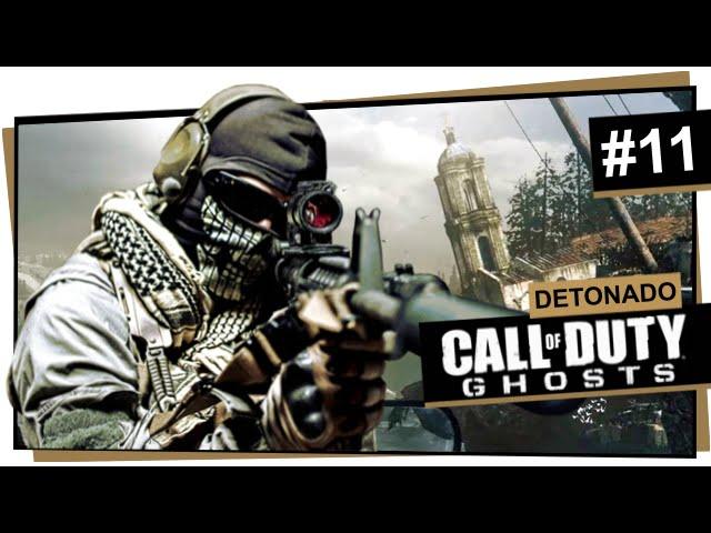 Call of Duty Ghosts #11 - Cascatas de Atlas (Dublado em Português)