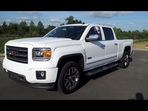 2014 gmc sierra lifted white. sold2014 gmc all terrain 1500 crew cab slt 4x4 53 summit white wwwwilsoncountymotorscom youtube 2014 gmc sierra lifted white t