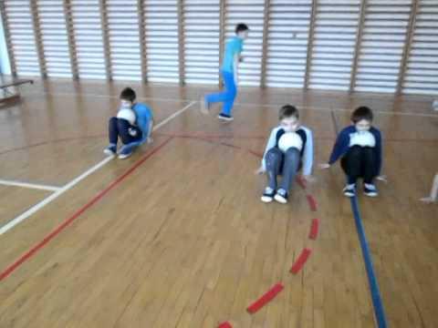 Tělocvik - 4. a 5. ročník
