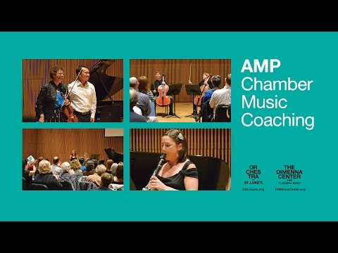 AMP Chamber Music Coaching Program