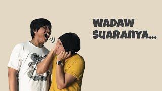 COWOK SUARANYA BISA KAYAK MARIAH CAREY??  Feat. Ridwan @jeniusmusik