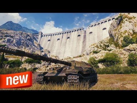 New PROVINCE Map - World of Tanks Object 705A Gameplay thumbnail